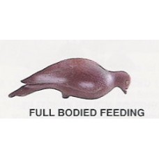 Full Bodied Pigeon Decoys