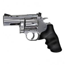 "ASG Dan Wesson 715 2.5"" Snub Nose Crome Steel 177Pellet Revolver"