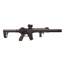 Sig Sauer MCX Black With Sig 20R Red Dot Semi Auto Lead Pellet Air Rifle