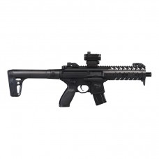 Sig Sauer MPX Black With Sig 20R Red Dot Semi Auto Lead Pellet Air Rifle