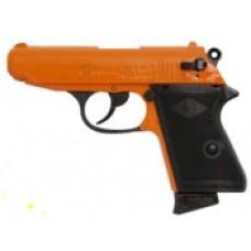 Police PPK Style Blank Firing Pistol