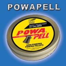 Webley Powapell .177 & .22 Pellets