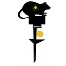 Remington Rat Knock Down stake Target