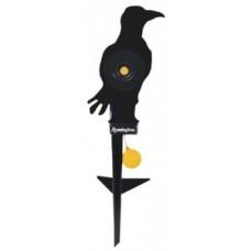 Remington Silhouette Knockdown & Reset Crow Target