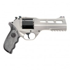 Chiappa Rhino 50DS White with Black Grip 4.5mm Co2 Air Pistol