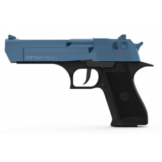 Retay Eagle L 9MM P.A.K Blank Firing Pistol Blue/Black