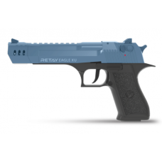Retay Eagle XU Two Tone Blue & Black 9MM P.A.K Blank Firer
