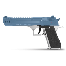 Retay Eagle XU Blue/Chrome 9MM P.A.K