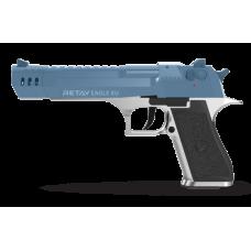 Retay Eagle XU Blue/Nickel 9MM P.A.K