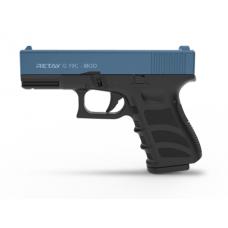 Retay G19C 9MM P.A.K Blank Firer Blue & Black