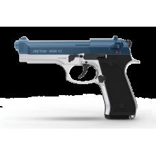 Retay Mod 92 Nickel/Blue 9MM P.A.K