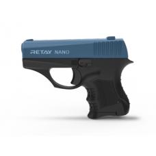 Retay Nano Blue/Black 8MM Blank Firer