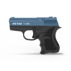 Retay T205 Blue & Black 8MM Blank Firer