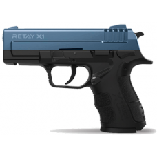 Retay X1 Blank Firer Black/Blue 9MM P.A.K