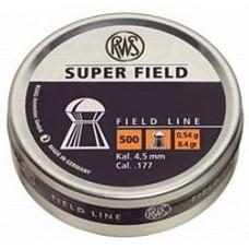 RWS SuperField .177 Pellets