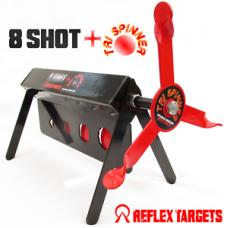 Reflex 8 Shot + Tri Spinner