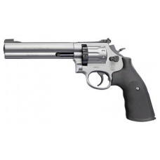 """Smith and Wesson CO2 6"""" NICKEL 686"""