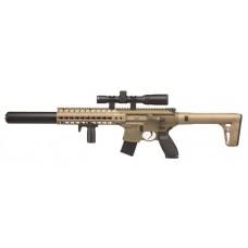 Sig Sauer MCX FDE Semi Auto Lead Pellet Air Rifle