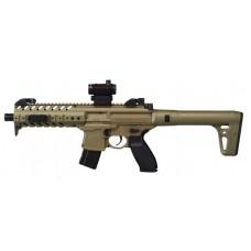 Sig Sauer MPX FDE Semi Auto Lead Pellet Air Rifle