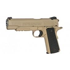 Swiss Arms Colt 1911 Tactical Rail Gun Heavy Weight 4.5mm Air Pistol