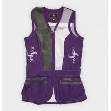 Syren Purple Skeet Vests 2017