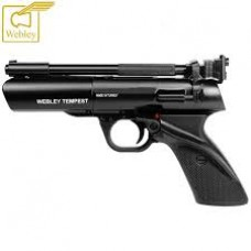 Webley Tempest Finale .177 & .22 Air Pistol
