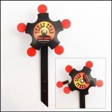 Texas Star Spinner Target By Reflex