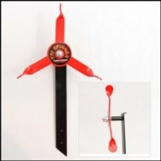 Tri Spinner Target - Single Stake