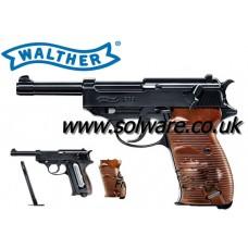 Umarex Walther P38 Blowback Metal 177 BB