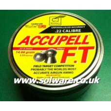 Webley ACCUPELL FT 177 & .22 Calibre