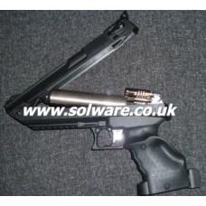 Webley Alecto Pneumatic Target Pistol