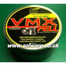 Webley VMX PELL 177 & 22 Calibre