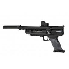 Weihrauch HW44 Pistol with Silencer