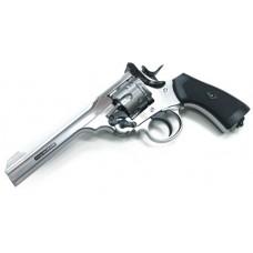 Webley MKVI Silver .177 Air Pistol