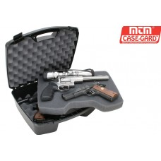 MTM Double Pistol Case holds 4 Pistols - 811