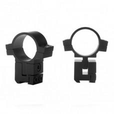 FX No Limit 30 mm 9 - 11 mm Dovetail Mounts Adjustable