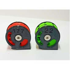 SMK Artemis PP750 Multishot Magazine 3D Printed