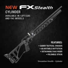 FX Dreamline Stealth Cylinder