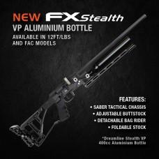FX Dreamline Stealth VP - Aluminum Bottle