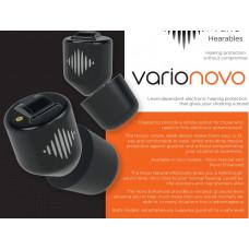 Vario Novo In Ear Protection Enhanced