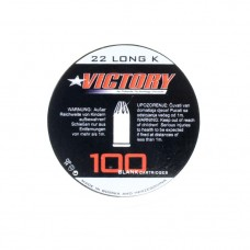 22 Long Blanks by Victory
