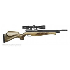 Air Arms S400 Superlight Hunter Green Carbine