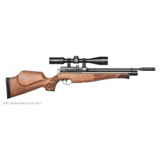 Air Arms S410 Walnut Left Handed Carbine