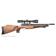 Air Arms S400 Thumbhole Walnut Carbine