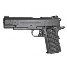 Swiss Arms 1911 4.5mm .177 Tactical Rail Co2 Blowback Pistol