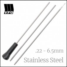 VFG 22 - 6.5mm 3 Piece Cleaning Rod with Adaptor