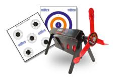 Air Gun Targets Card Targets Spinners Knockdowns